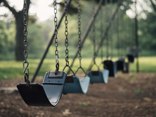 swings in a park hot to buy your best perfect hot tub
