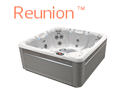Reunion Hot Tub Model & Portable Spas Features