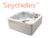 Seychelles Hot Tub Model & Portable Spas Features