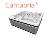 Cantabria Hot Tub Model & Portable Spas Features