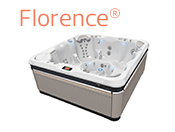 Florence Hot Tub Model & Portable Spas Features