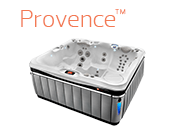 Provence Hot Tub Model & Portable Spas Features