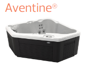 Aventine Hot Tub Model & Portable Spas Features