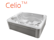 Celio Hot Tub Model & Portable Spas Features