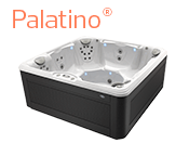 Palatino Hot Tub Model & Portable Spas Features